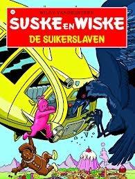 De suikerslaven (Suske en Wiske, #318)