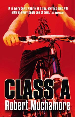 Class A (Cherub, #2)