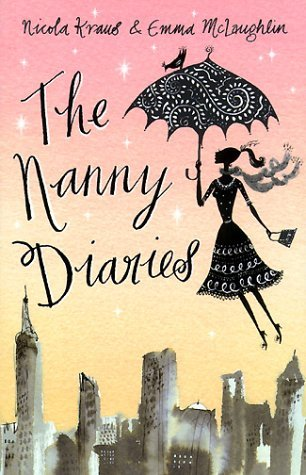 Image result for the nanny diaries book cover