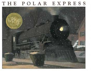 The Polar Express by Chris Van Allsburg cover art