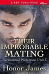 Their Improbable Mating (Paranormal Protections Unit #3)