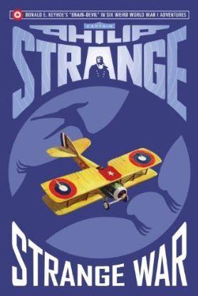 Captain Philip Strange: Strange War
