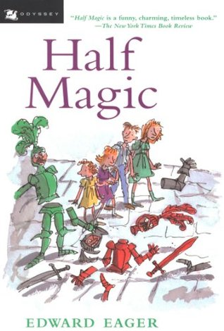 Ebook Half Magic by Edward Eager DOC!