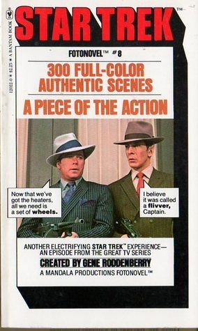 A Piece of the Action (Star Trek Fotonovel #8)