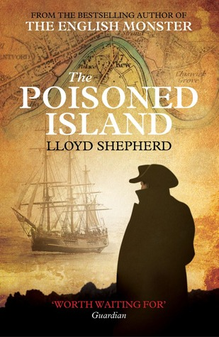 The Poisoned Island cover