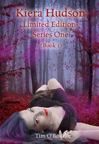 Kiera Hudson Limited Edition Series One (Vampire Shift, Vampire Wake & Vampire Hunt) Book 1