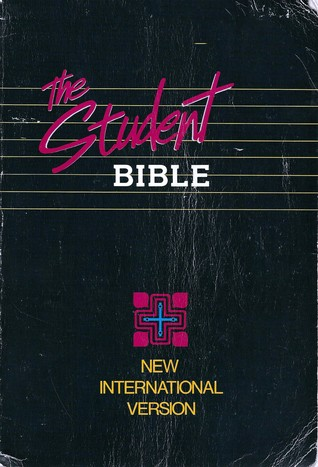 Holy Bible Niv Student By Anonymous