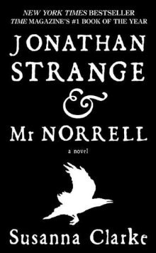 Jonathan Strange & Mr Norrell cover