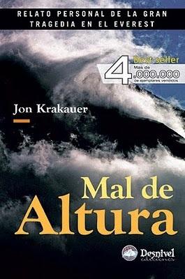 Mal de altura by Jon Krakauer