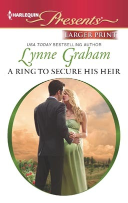 Ebook A Ring to Secure His Heir by Lynne Graham DOC!