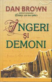 Îngeri și demoni (Robert Langdon, #1)