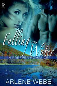 Falling For Water (Evans Point, #3)