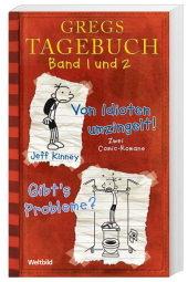 Gregs Tagebuch: #1-2 (Wimpy Kid #1-2)