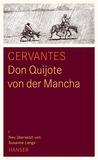 Don Quijote von der Mancha by Miguel de Cervantes Saavedra
