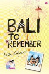 Bali To Remember