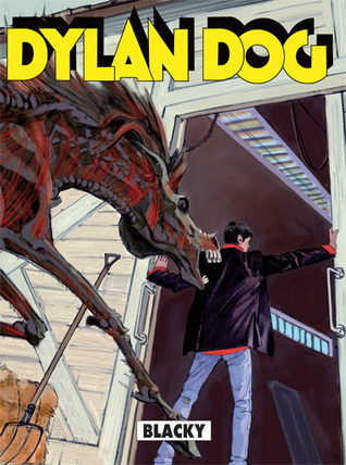 Dylan Dog n. 316: Blacky