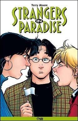 Strangers in Paradise Volume 8: Un rifugio