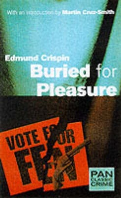Buried for Pleasure (Gervase Fen, #6)