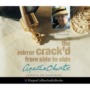 The Mirror Crackd from Side to Side(Miss Marple 9)