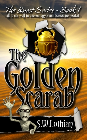 The Golden Scarab(Quest 1)