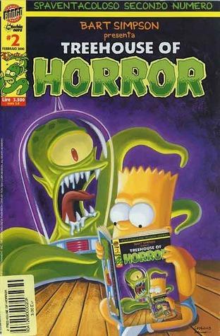 Bart Simpson presenta Treehouse of Horror, n. 2