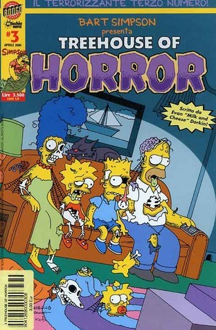 Bart Simpson presenta Treehouse of Horror, n. 3