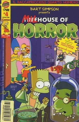 Bart Simpson presenta Treehouse of Horror, n. 4