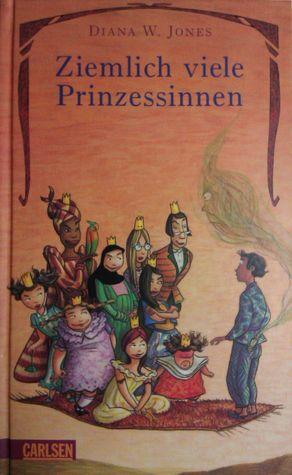 Ziemlich viele Prinzessinnen (Howl's Moving Castle, #2)