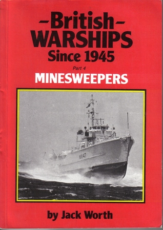 British Warships Since 1945, Part 4, Minesweepers