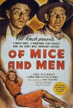 О мышах и людях