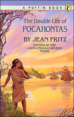 Ebook The Double Life of Pocahontas by Jean Fritz TXT!