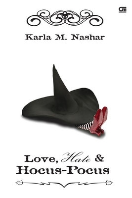 Ebook Novel Love Hate And Hocus Pocus