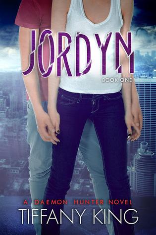 c904de6e85c Jordyn (A Daemon Hunter, #1) by Tiffany King