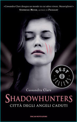 Città degli angeli caduti (Shadowhunters, #4)