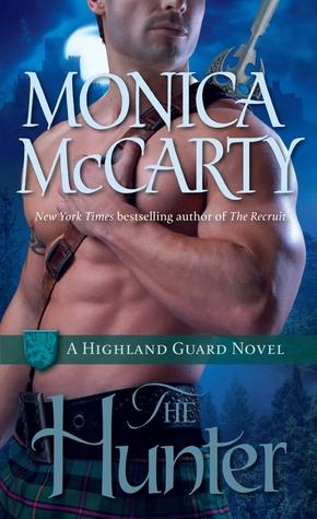 The Hunter (Highland Guard, #7)
