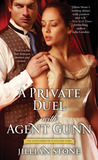 A Private Duel with Agent Gunn by Jillian Stone