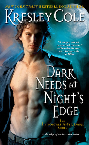 Book Review: Kresley Cole's Dark Needs at Night's Edge