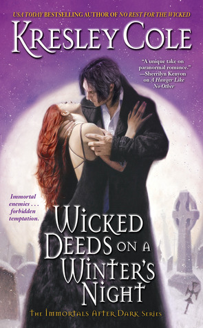Book Review: Kresley Cole's Wicked Deeds on a Winter's Night