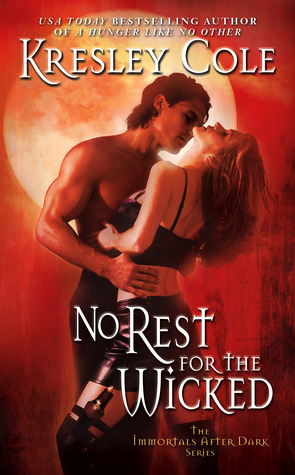 Book Review: Kresley Cole's No Rest for the Wicked