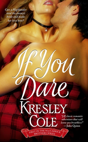 Book Review: Kresley Cole's If You Dare
