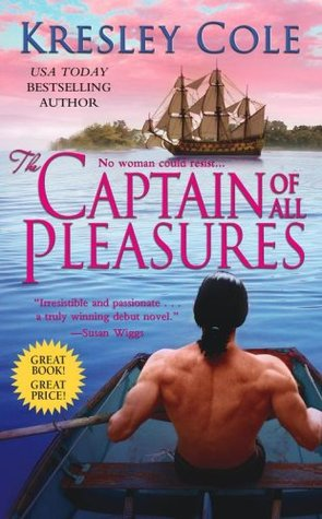 Book Review: Kresley Cole's The Captain of All Pleasures