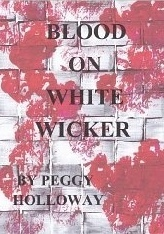 Blood on White Wicker