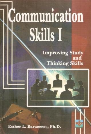 Communication Skills 1: Improving Study and Thinking Skills