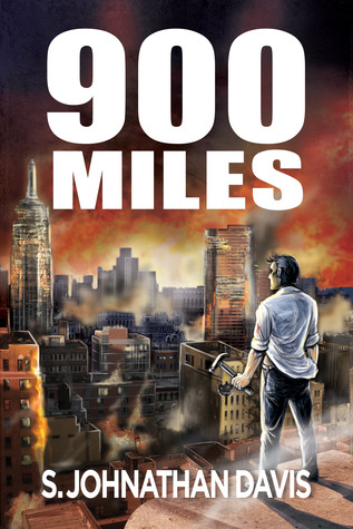 900 Miles (900 Miles #1)