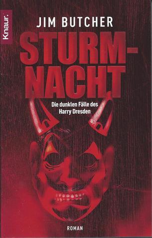 Sturmnacht by Jim Butcher