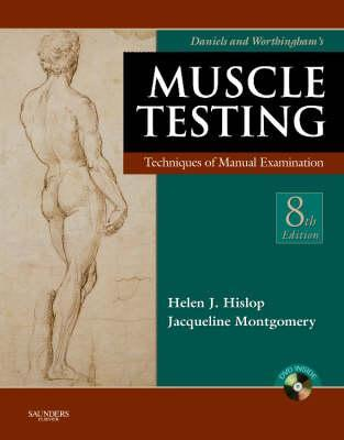 Daniels and Worthingham's Muscle Testing: Techniques of Manual Examination [With DVD]