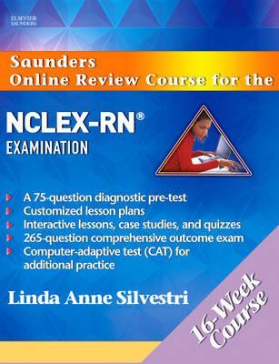Saunders Online Review Course for the NCLEX-RN Examination