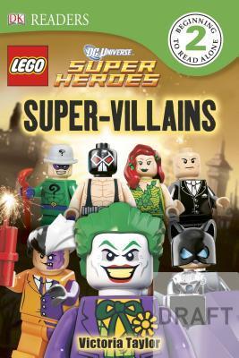 Lego DC Super Heroes: Super-Villains