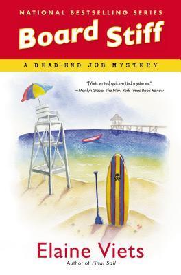 Board Stiff (A Dead-End Job Mystery, #12)