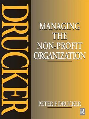 Ebook Managing the Non-Profit Organization by Peter F. Drucker TXT!